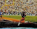 Mike Scores Super Bowl VII TD